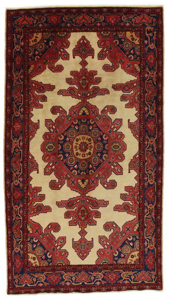 Nahavand - Hamadan Persian Carpet 276x153