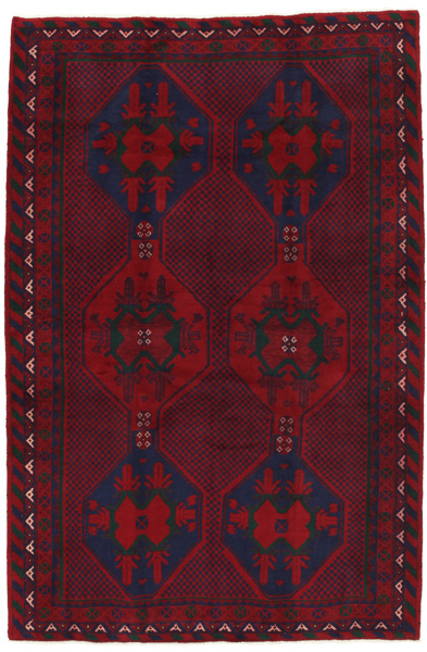 Afshar - Sirjan Persian Carpet 225x147
