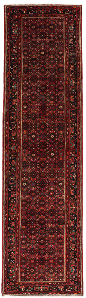 Hosseinabad - Hamadan Persian Carpet 448x122