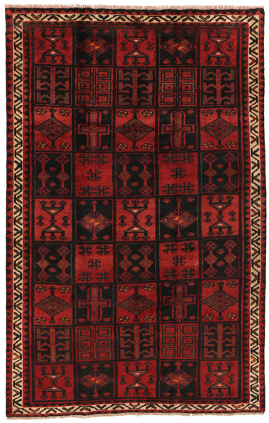 Lori - Bakhtiari Persian Carpet 244x156