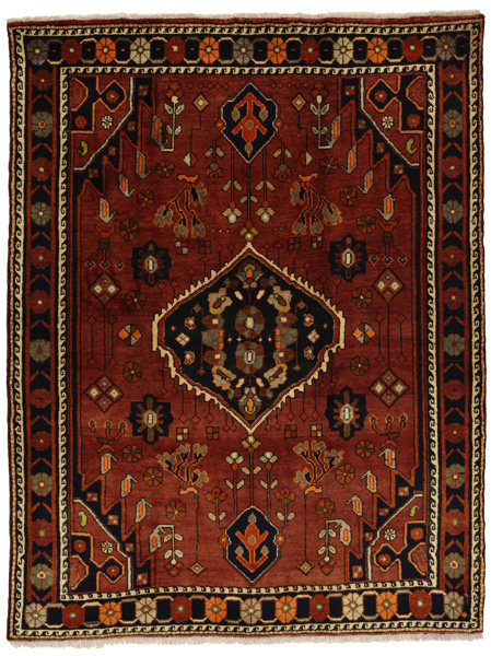 Zanjan - Hamadan Persian Carpet 202x155