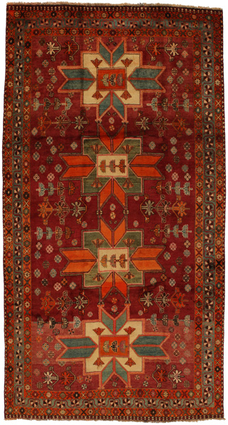 Qashqai - Shiraz Persian Carpet 290x154