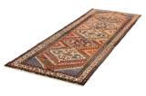 Enjelas - old Persian Rug 295x100 - Picture 2