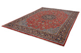 Kashan Persian Rug 404x293 - Picture 2