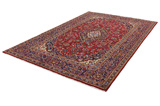 Kashan Persian Rug 318x205 - Picture 2