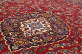 Kashan Persian Rug 318x205 - Picture 10