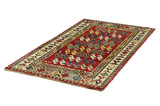 Gabbeh - Qashqai Persian Carpet 203x114 - Picture 2