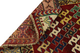 Gabbeh - Qashqai Persian Carpet 203x114 - Picture 5