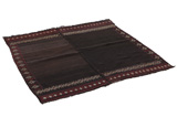 Kilim Sofra - Afshar 150x145 - Picture 1