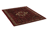 Borchalou - Hamadan Persian Carpet 207x156 - Picture 1