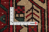 Borchalou - Hamadan Persian Carpet 207x156 - Picture 4