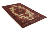 Nahavand - Hamadan Persian Carpet 276x153 - Picture 1