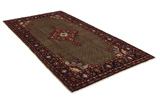 Songhor - Koliai Persian Rug 301x158 - Picture 1