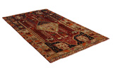 Qashqai - Shiraz Persian Carpet 257x150 - Picture 1
