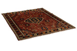 Zanjan - Hamadan Persian Carpet 202x155 - Picture 1