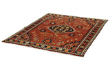 Zanjan - Hamadan Persian Carpet 202x155 - Picture 2