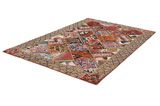 Patchwork Persian Rug 256x168 - Picture 2