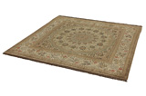 Isfahan Persian Rug 195x195 - Picture 2