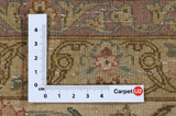 Isfahan Persian Rug 195x195 - Picture 4