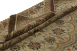 Isfahan Persian Rug 195x195 - Picture 8