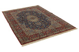 Isfahan Persian Rug 243x163 - Picture 1