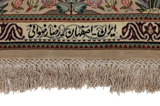 Isfahan Persian Rug 212x147 - Picture 6