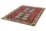 Gabbeh - Bakhtiari Persian Carpet 233x160 - Picture 2