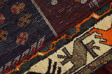 Gabbeh - Bakhtiari Persian Carpet 233x160 - Picture 6