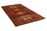 Qashqai - Shiraz Persian Carpet 290x154 - Picture 1